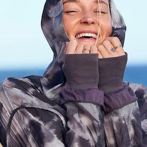 Free people cocoon nylon jacket